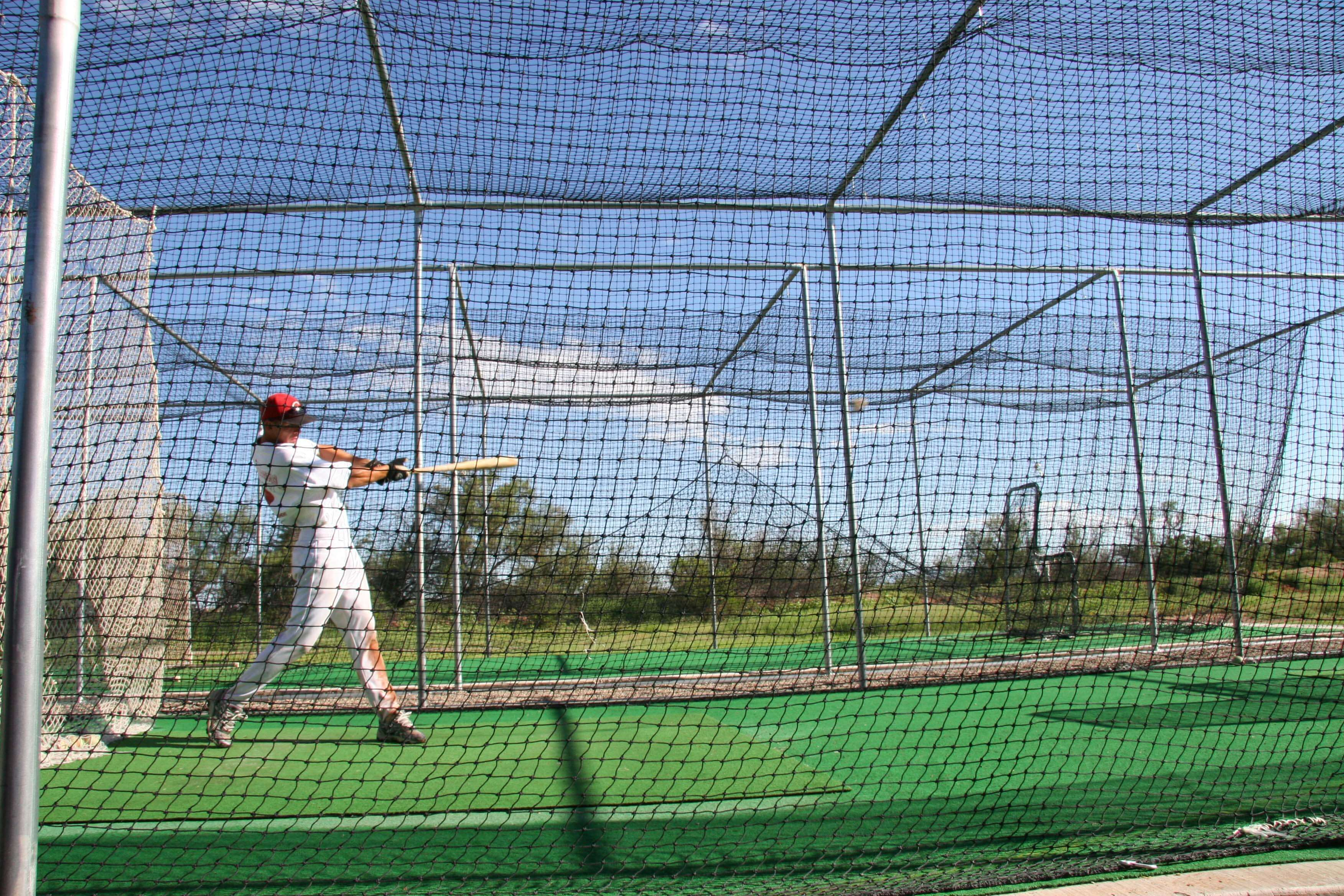 Baseball Cages & Netting